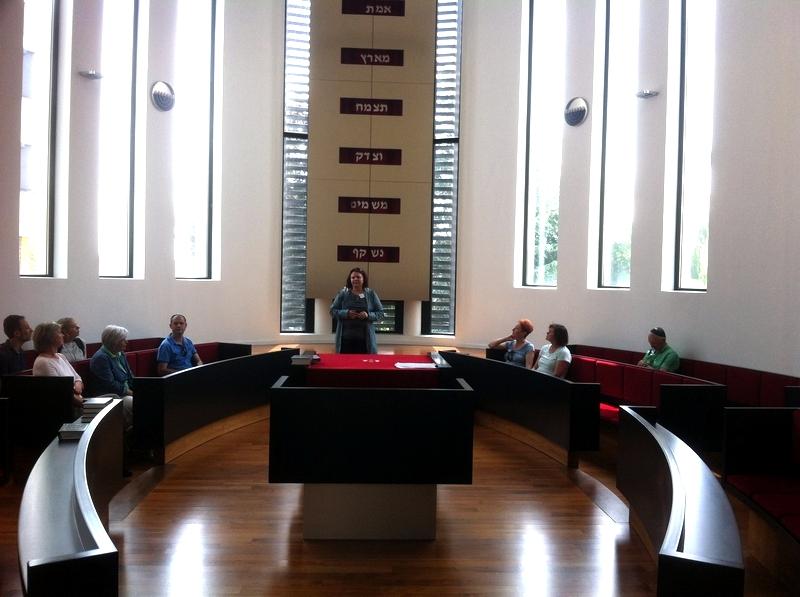 Die Synagoge Beit Schalom in Speyer